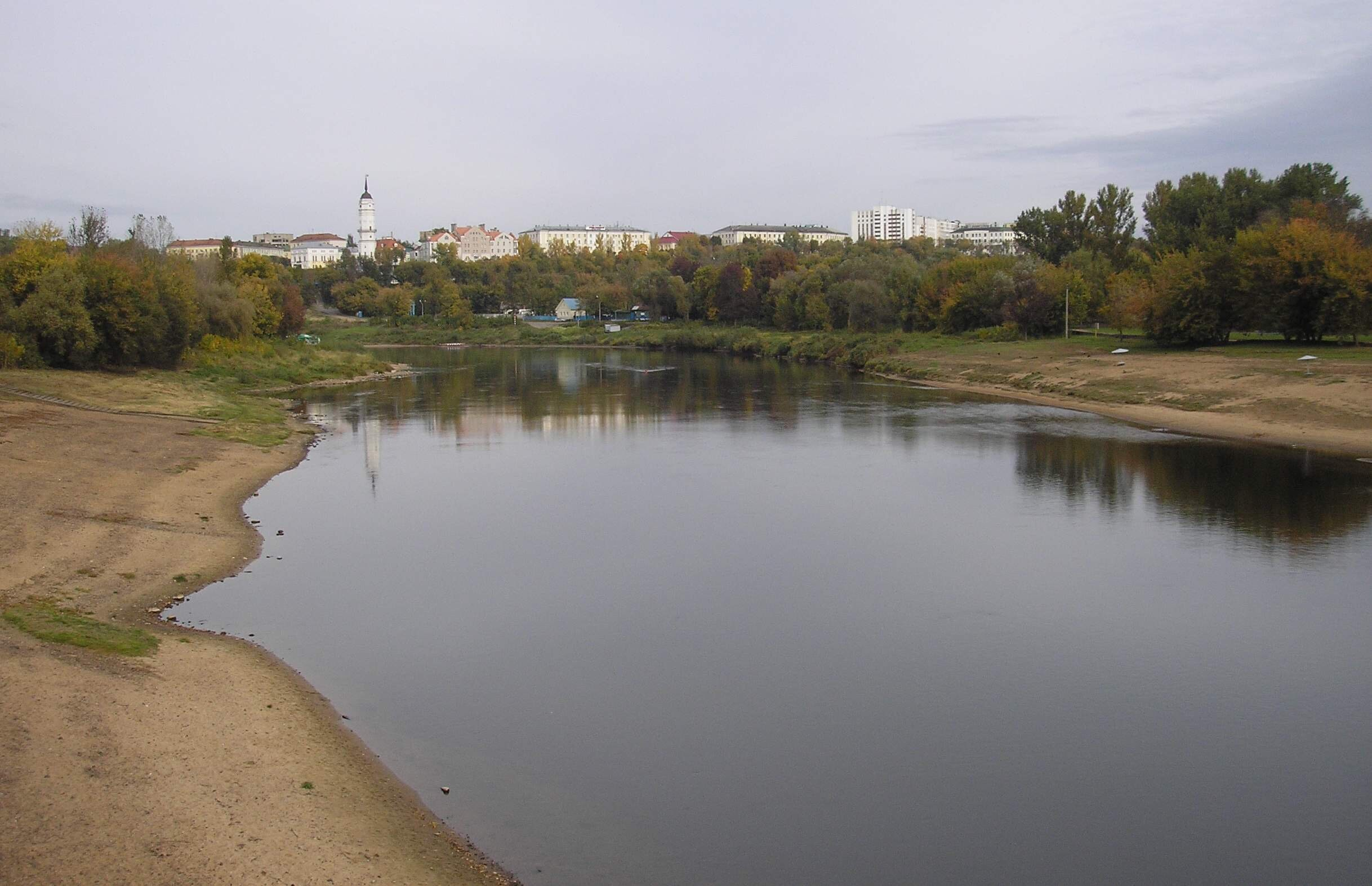На этом месте в Могилеве чуть не утонула Великая княжна