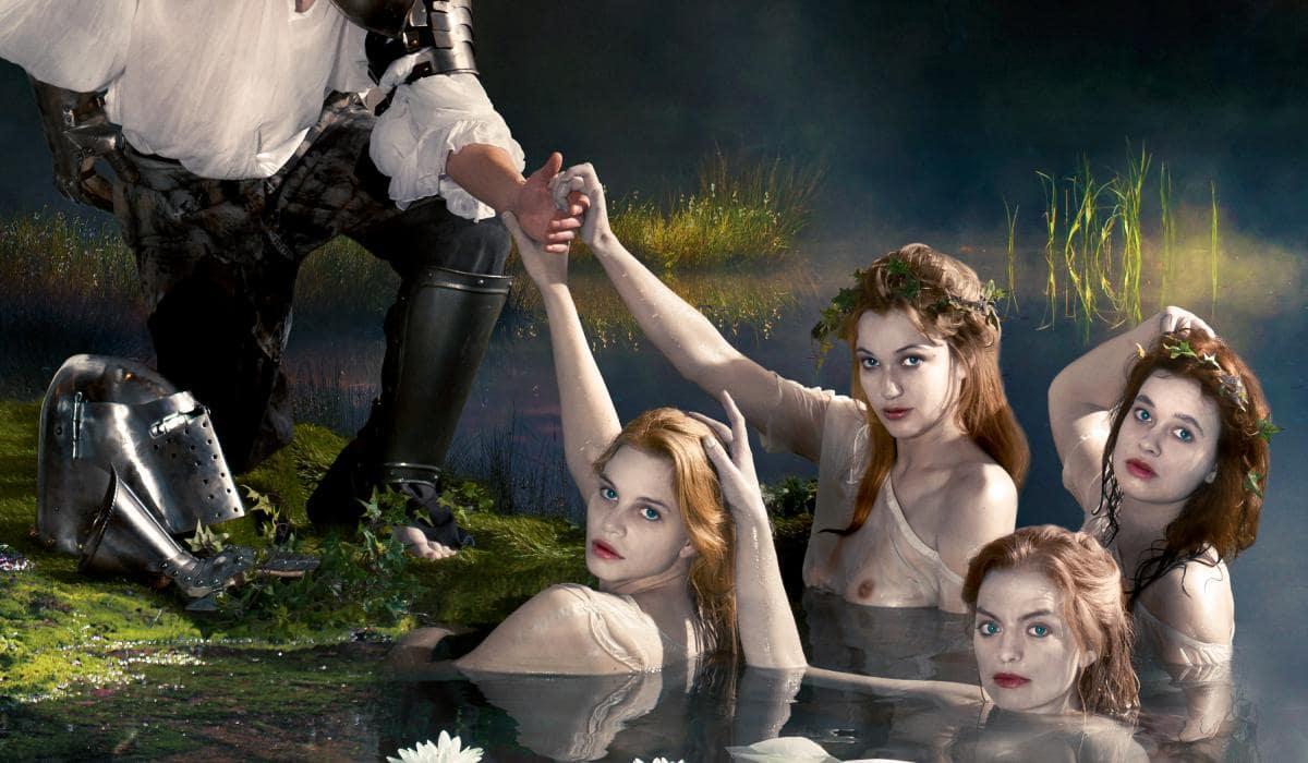 Не стоит доверять брестским озерным феям