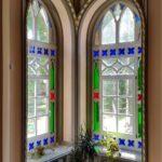 Окна усадьбы
