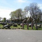 Памятник «Парк камней» в деревне Рубежевичи