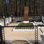 Памятник в Тростинце фото