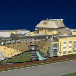 План-макет Брестского кукольного театра