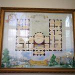 План 1 этажа дворца Потемкина в Кричеве