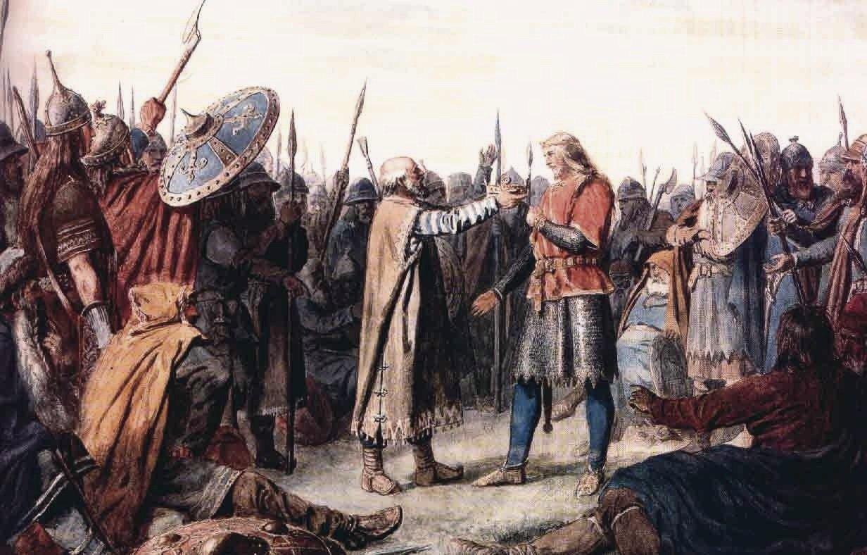 Туров основали викинги на месте монастыря
