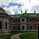 Усадьба Козел-Поклевских, панорама внутреннего двора