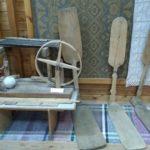 Экспонаты музея в Мотоле