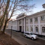 дворец в жиличах