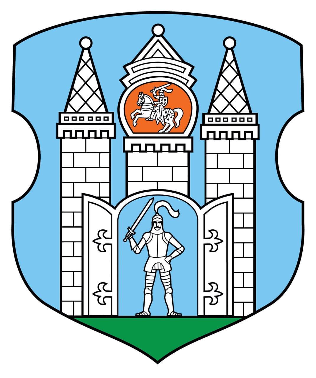 Герб Могилева в составе ВКЛ