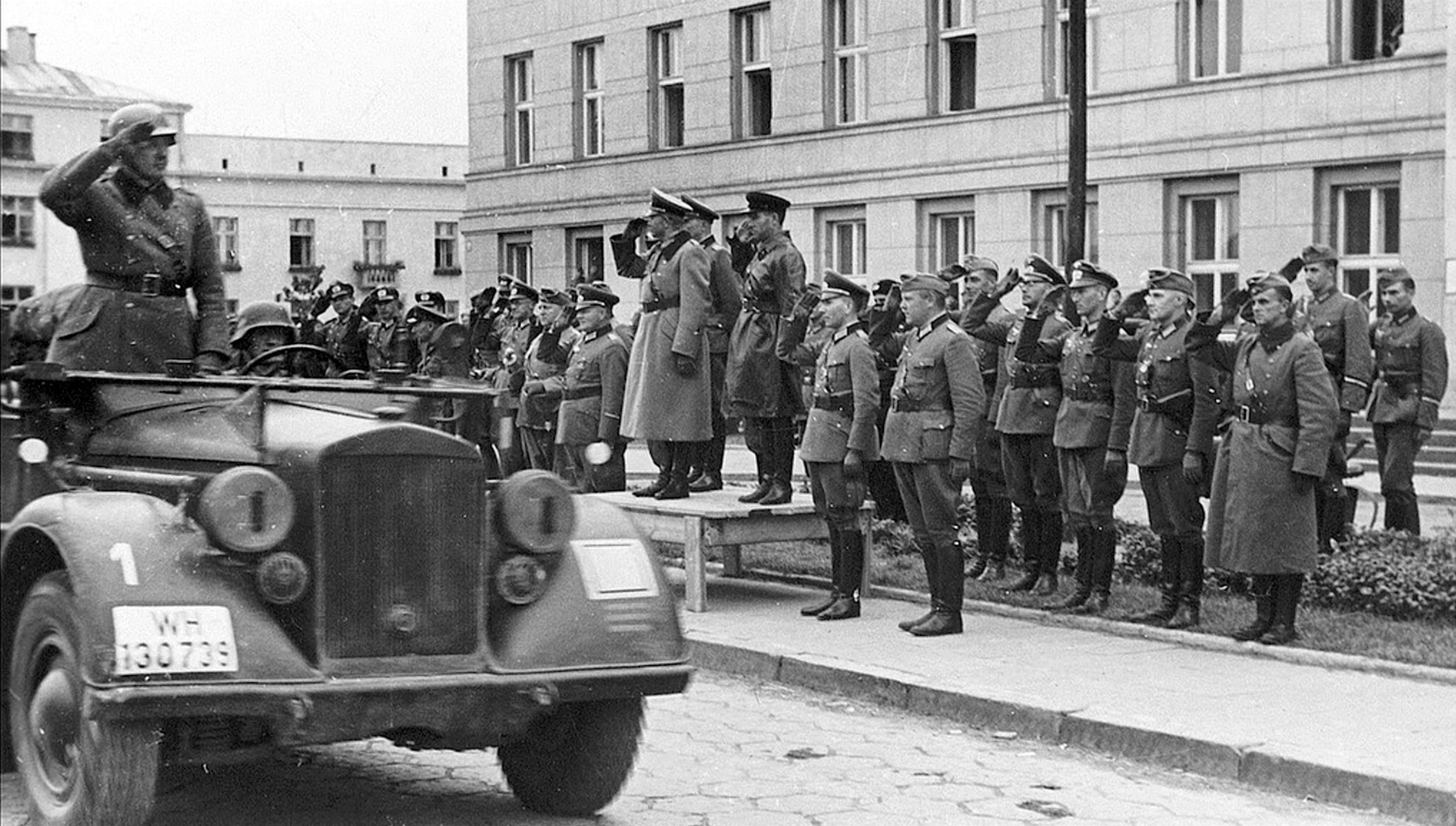Парад 1939 года
