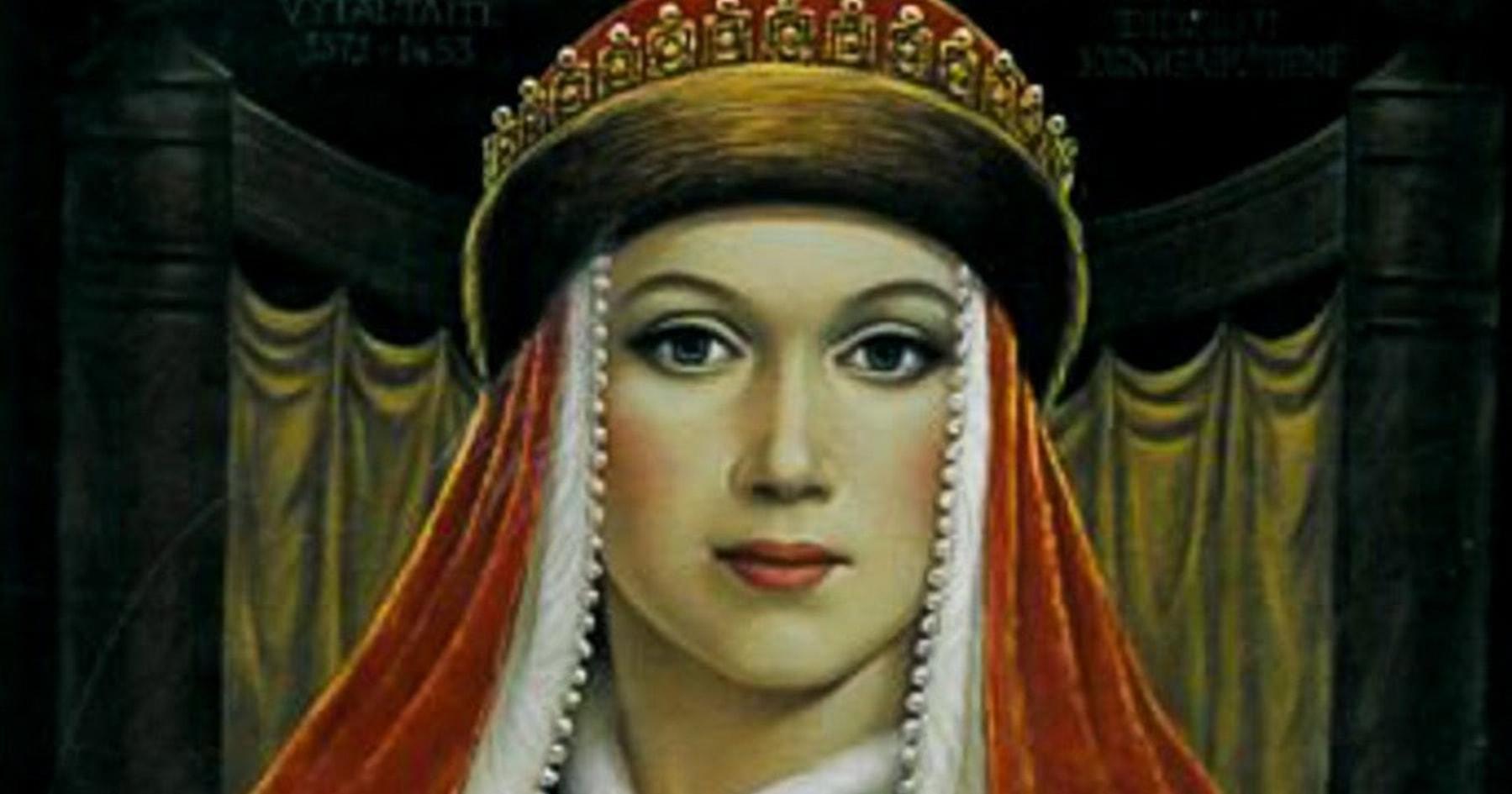 Софья Витовтовна Литовская-княгиня Московская