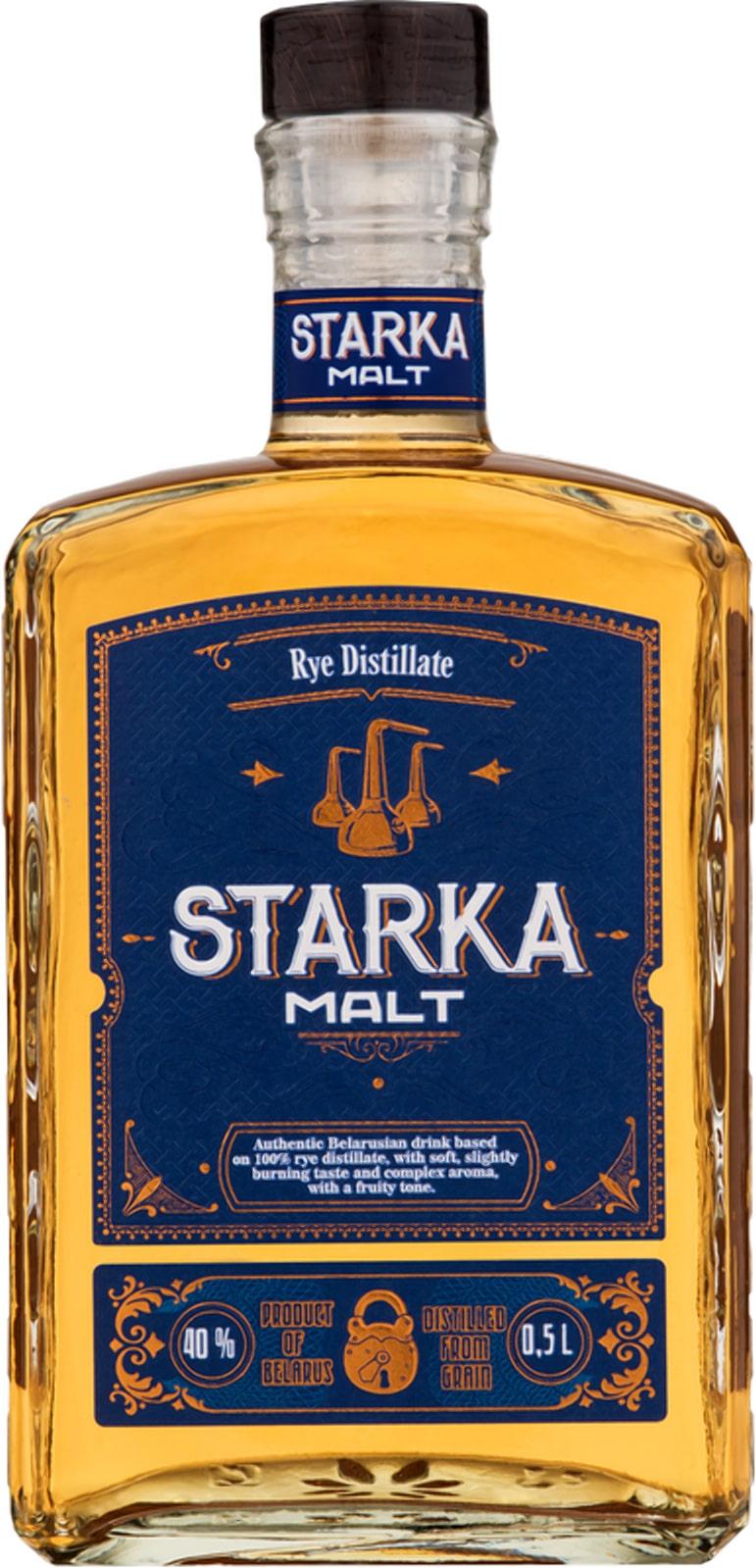 Старку белорусы пьют с 16 века