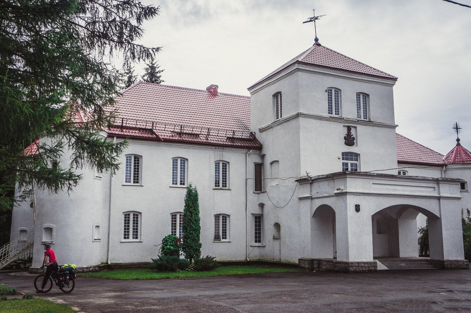 Дом-замок в Гайтюнишках построен в 1611 году