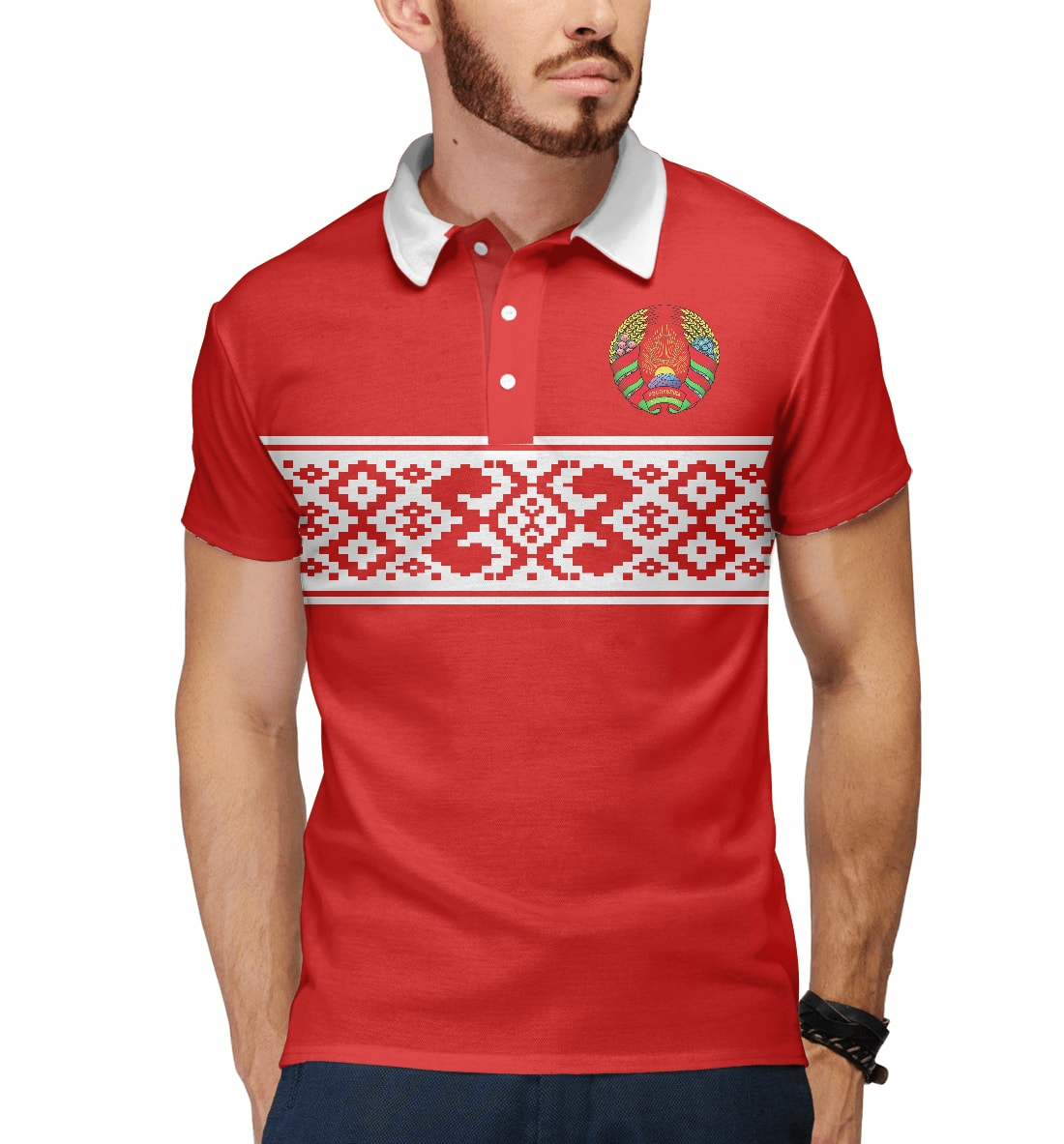 Можно прикупить такую футболку
