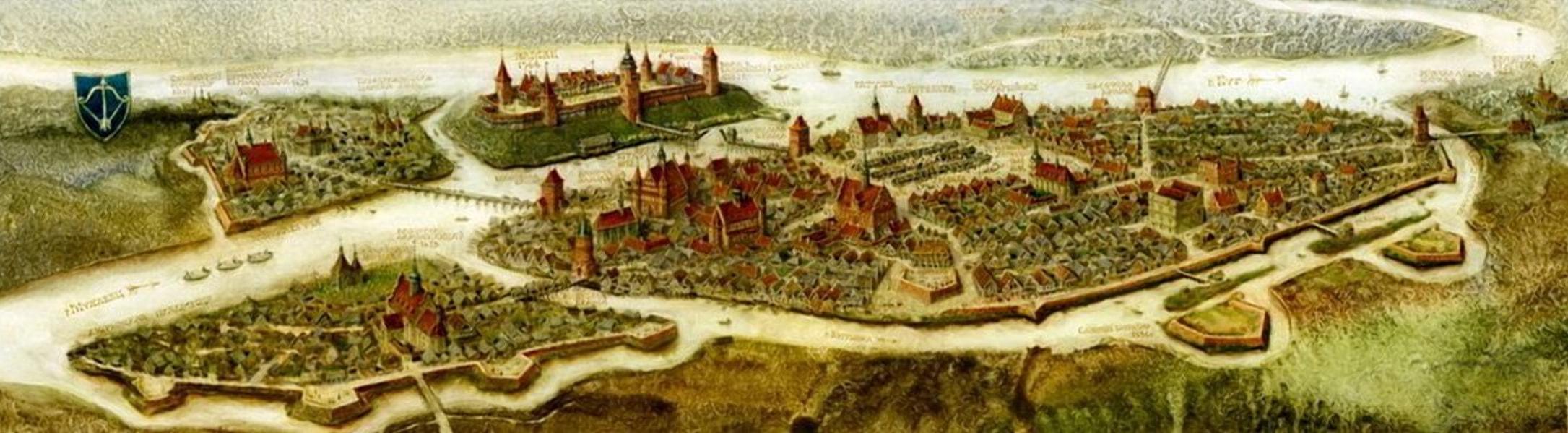 Новый Брестский замок и бастионы вокруг города строил Петр Нонхарт