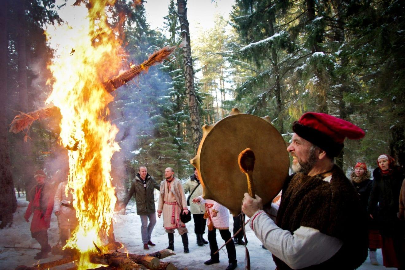 Праздник зимнего солнцестояния пришел от кельтов