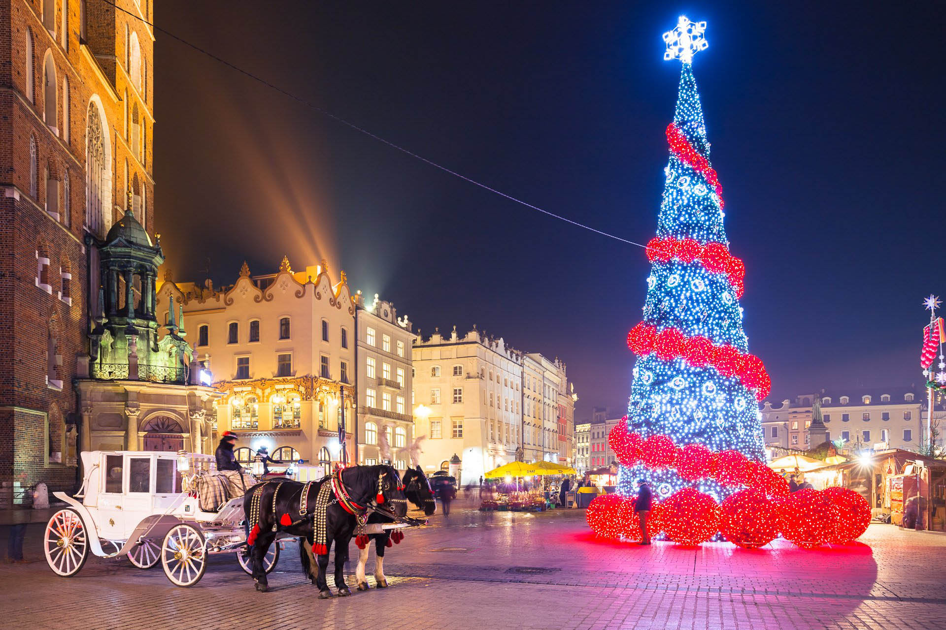 Рождество и Новый Год в Речи Посполитой отмечают с 15 века