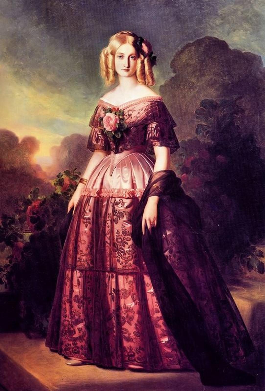 Сюзанна Нонхарт была девушка романтичная