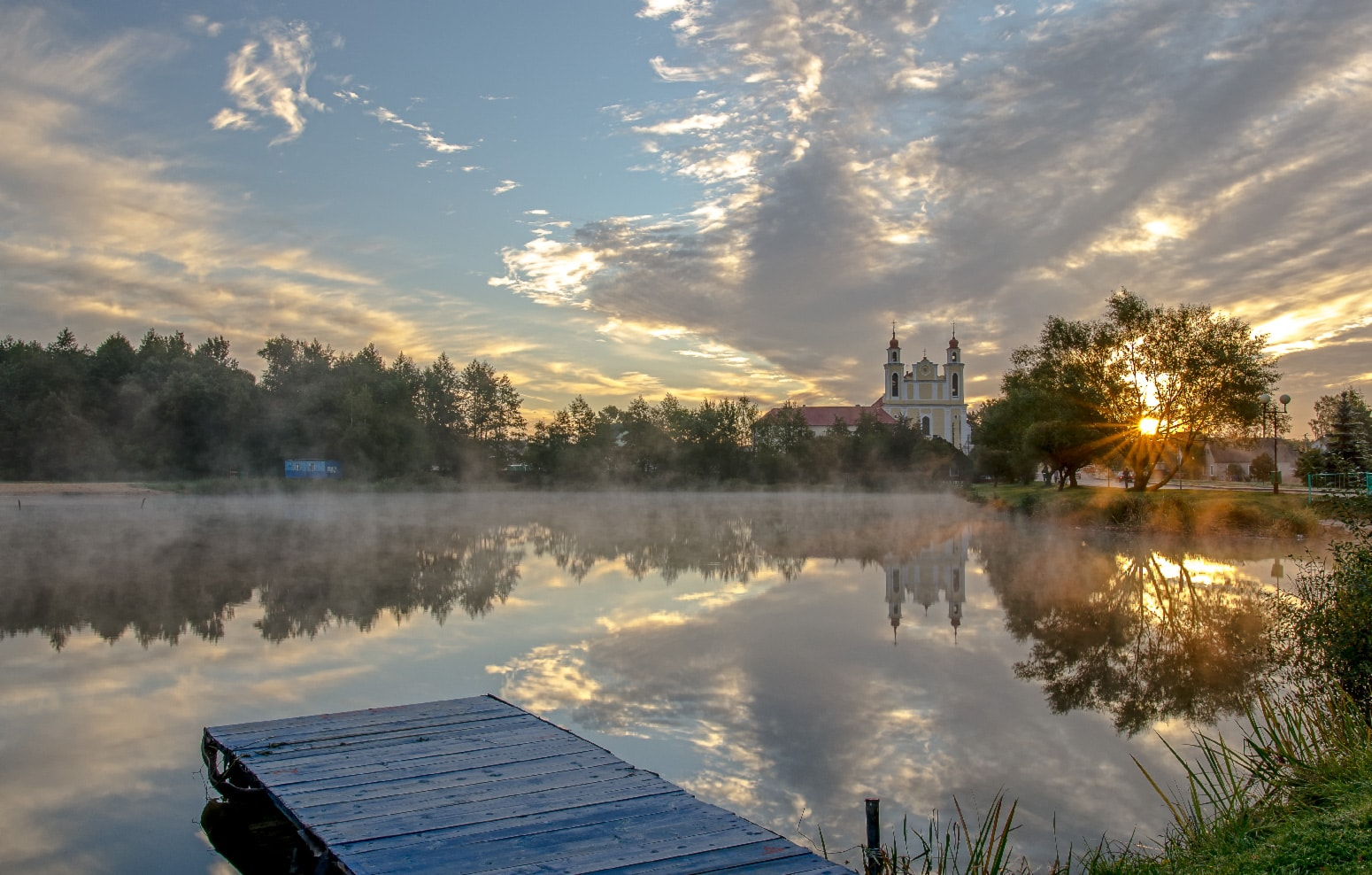 Беларусь - самая равнинная страна Европы