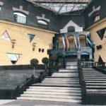 Вход в Брестский театр кукол