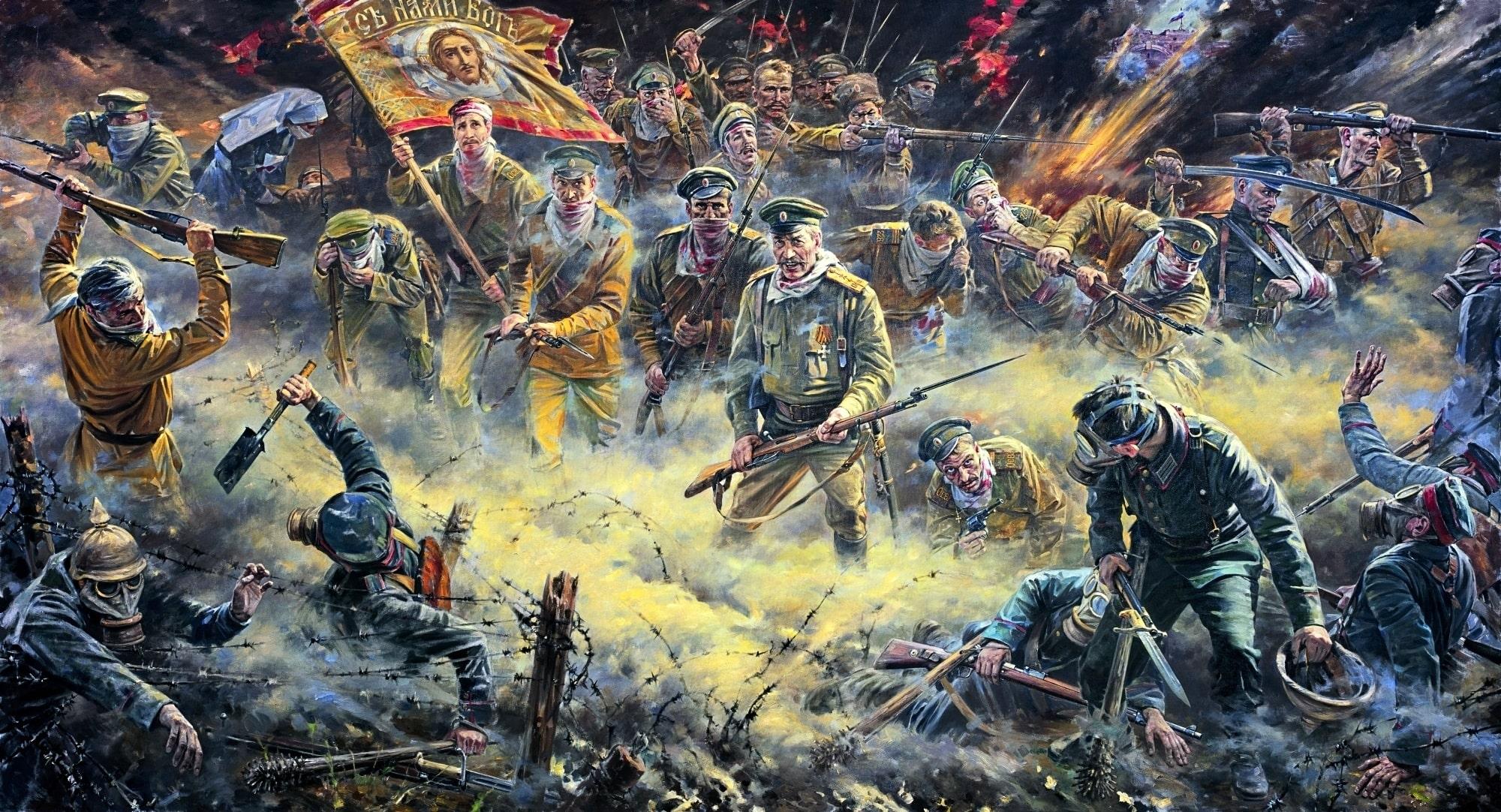 В Первую мировую войну крепость Гродно взорвали