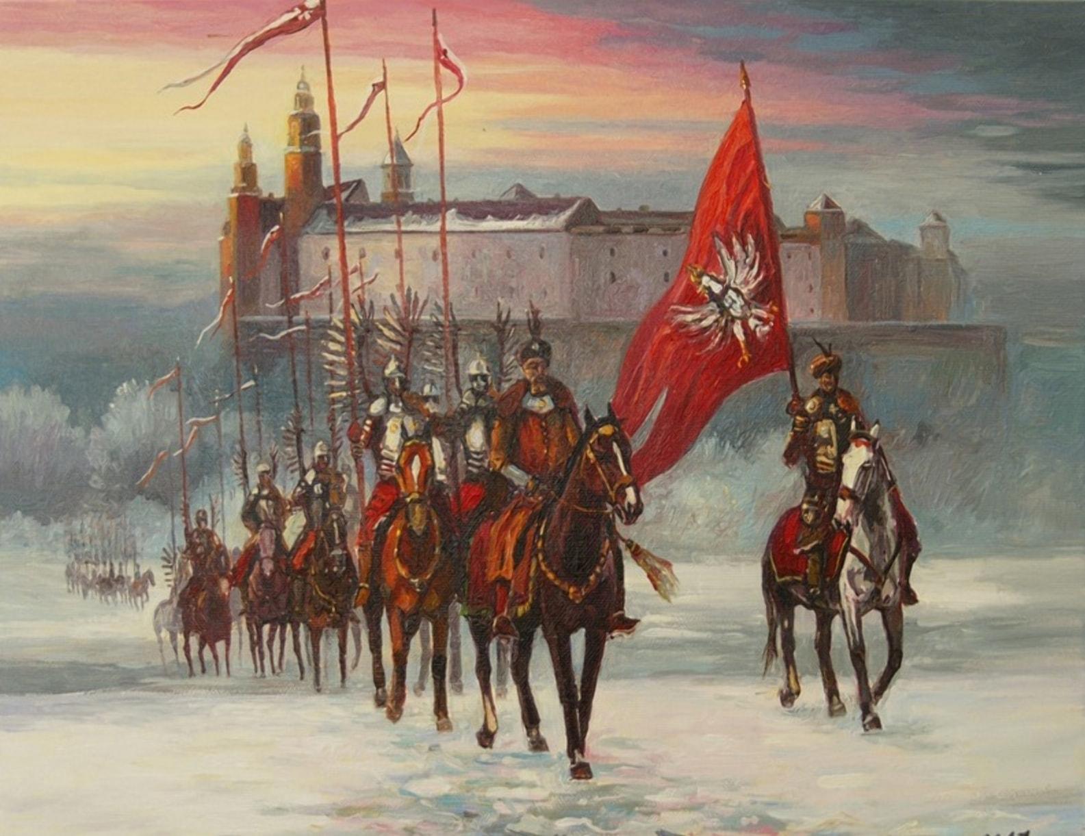 Городские гусары - средневековый ОМОН