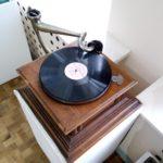 Граммафон в краеедческом музее в Витебске