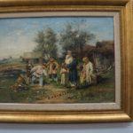 Картина в Витебском краеведческом музее