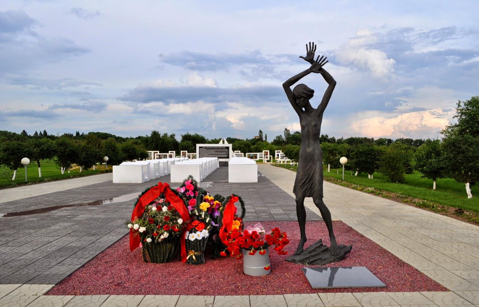Мемориальный комплекс Красный берег