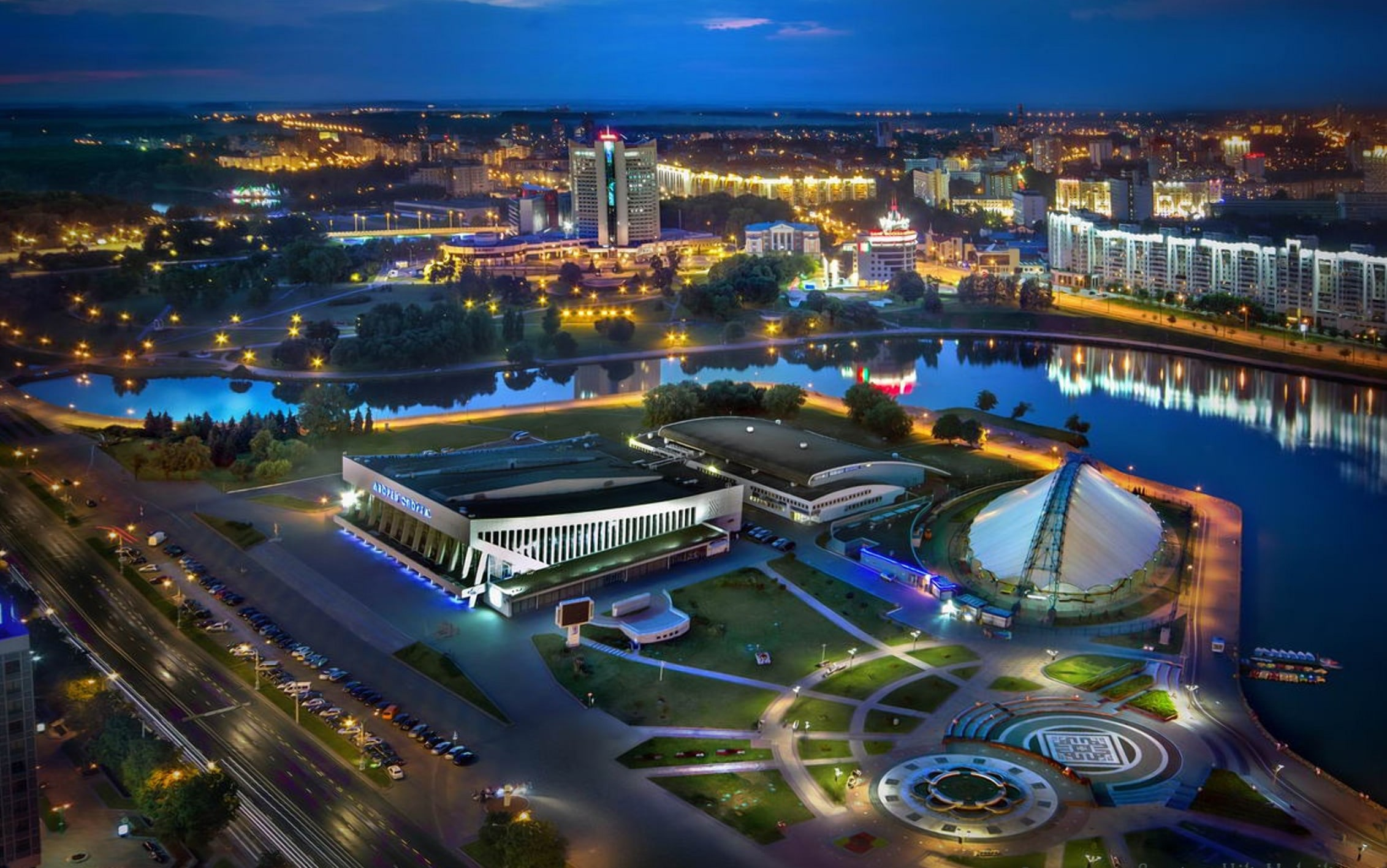 Минск входит в тройку самых чистых городрв мира