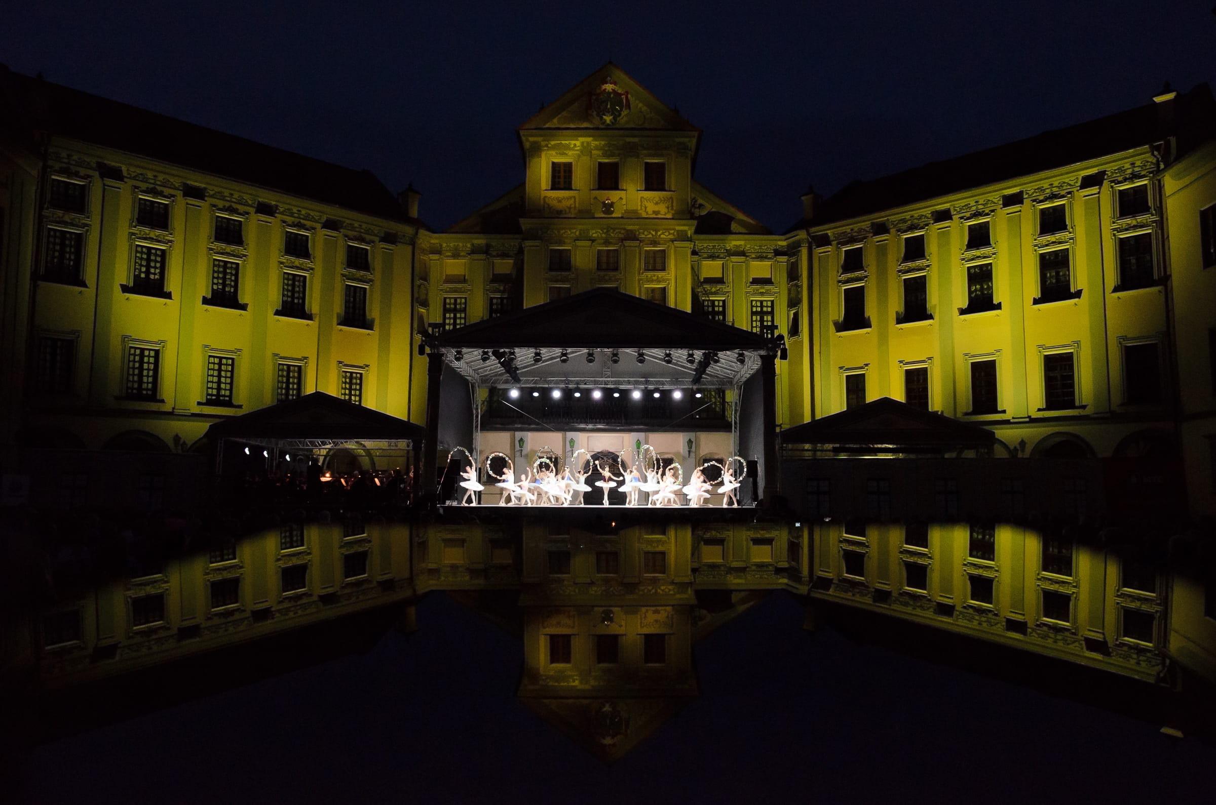 Радзивилловские вечера в Несвижском замке