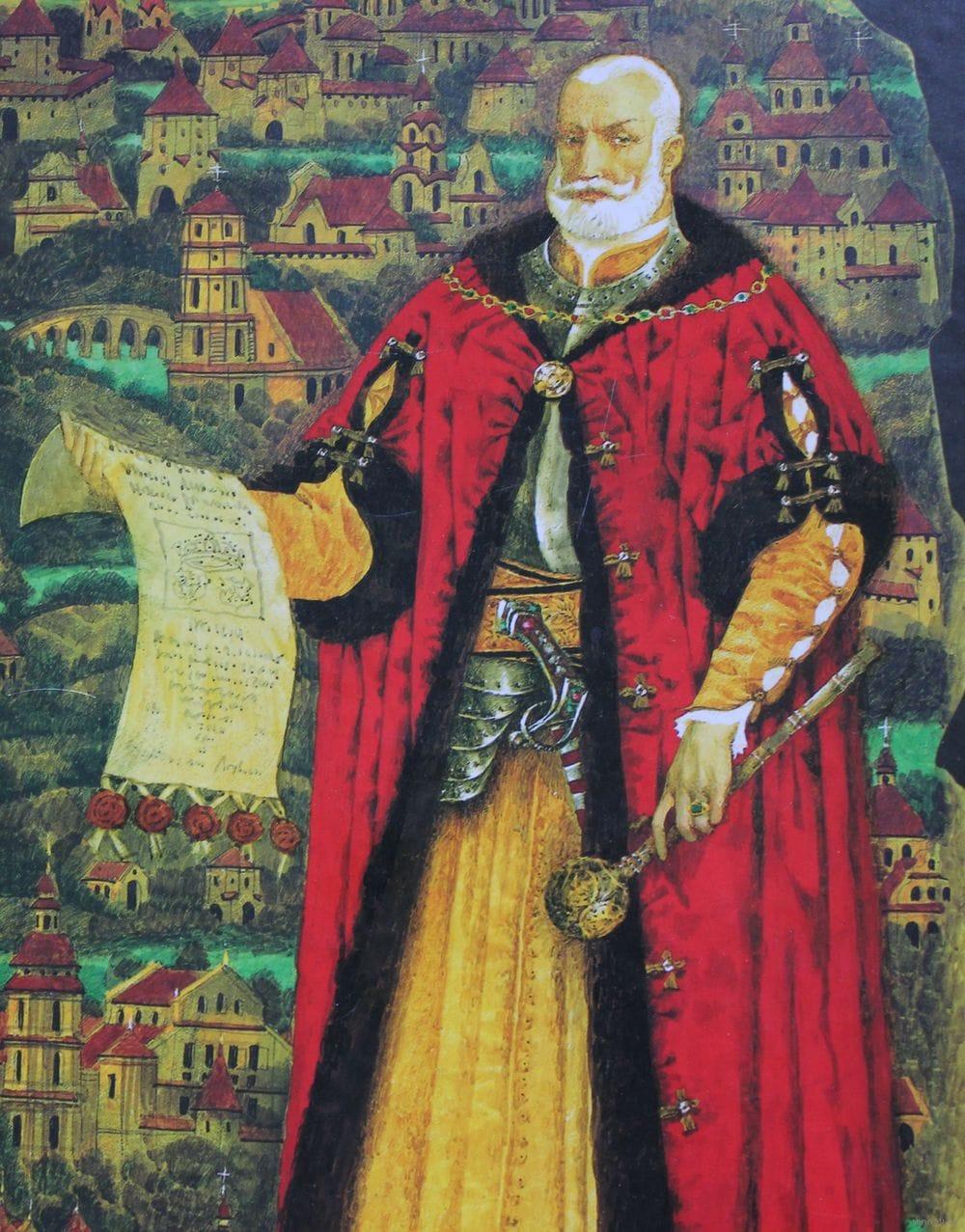 Великий канцлер-Лев Сапега