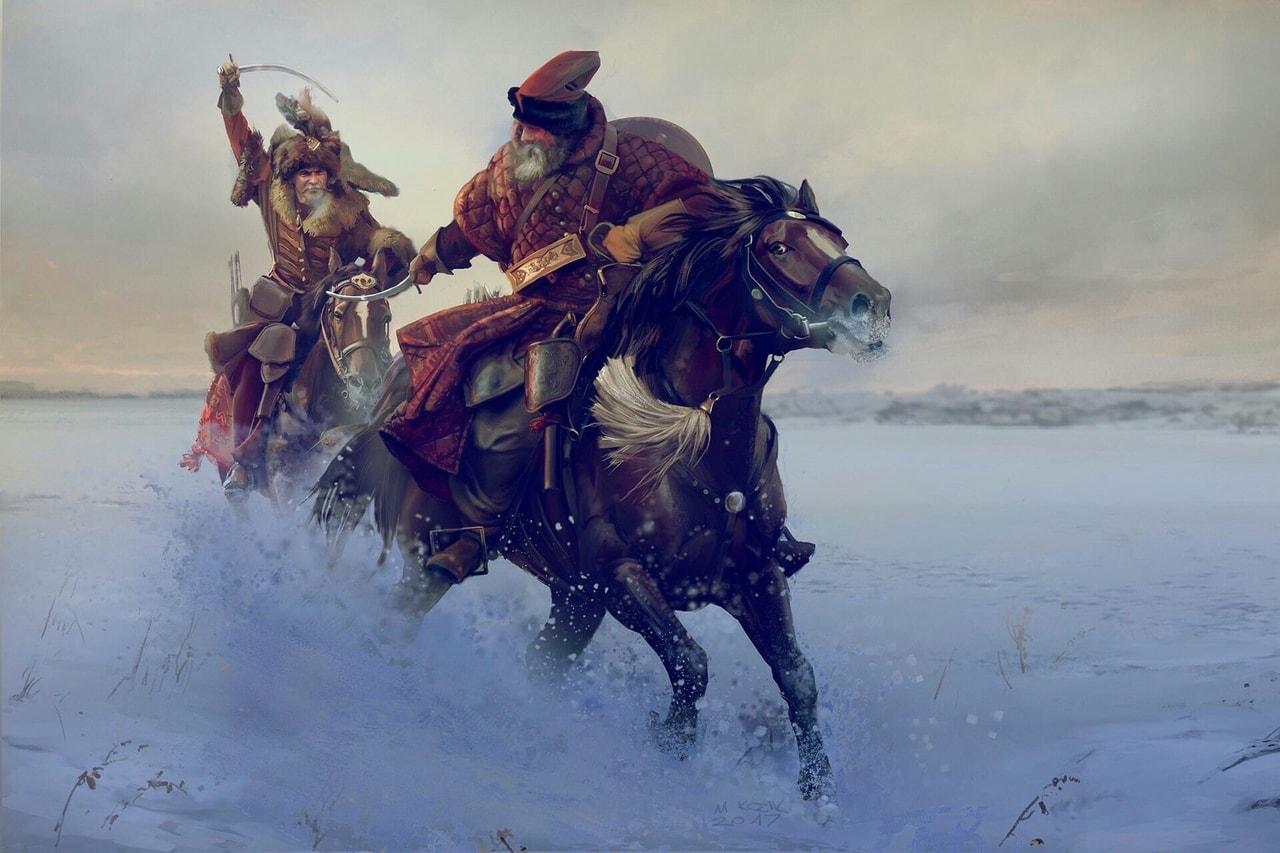 Владелец Ружан лично участвовал в войнах с восточным соседом
