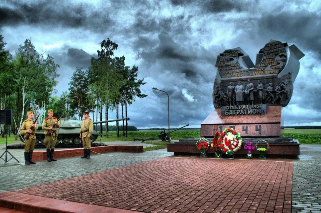 В Беларуси появляются новые мемориальные комплексы