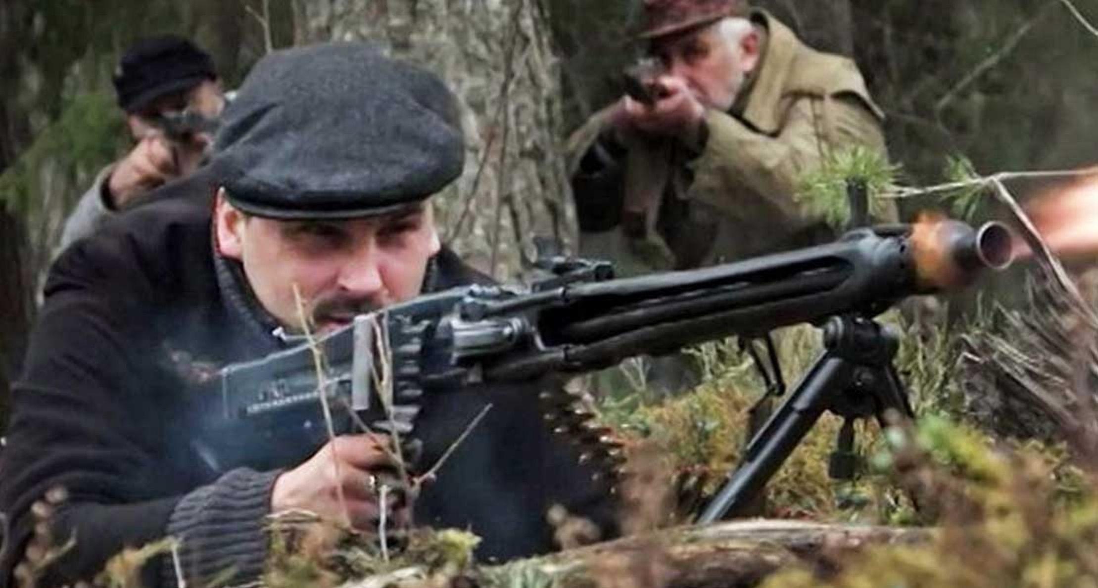 Глубокое течение о партизанах