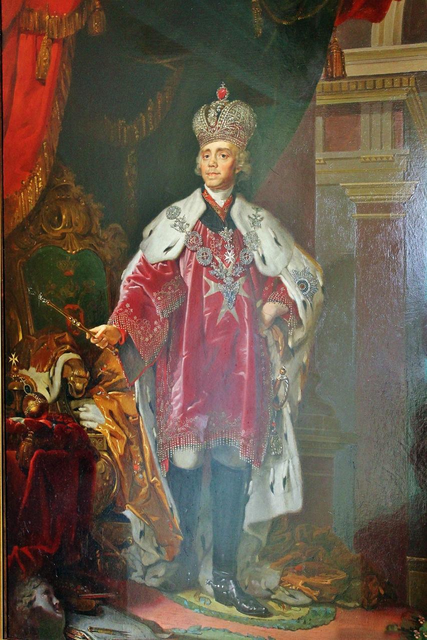 Император Павел Первый был слишком европейским для Российской Империи