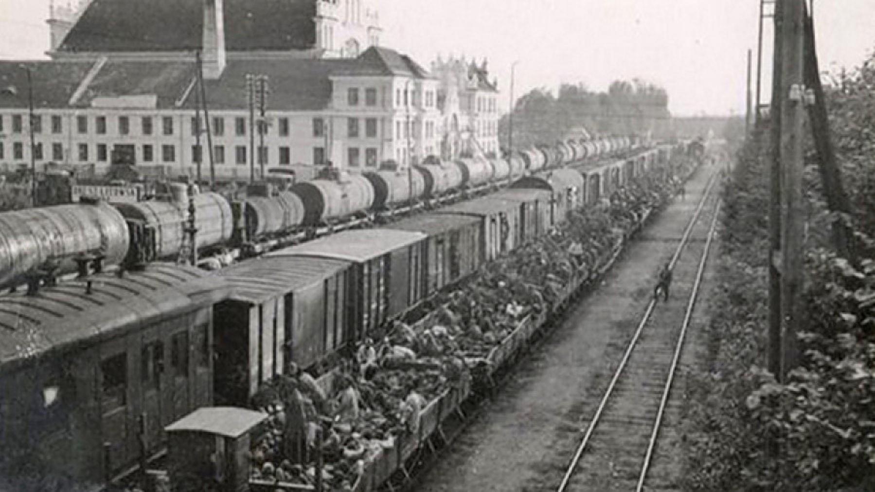 Только защитники Брестского вокзала смогли организовать оборону