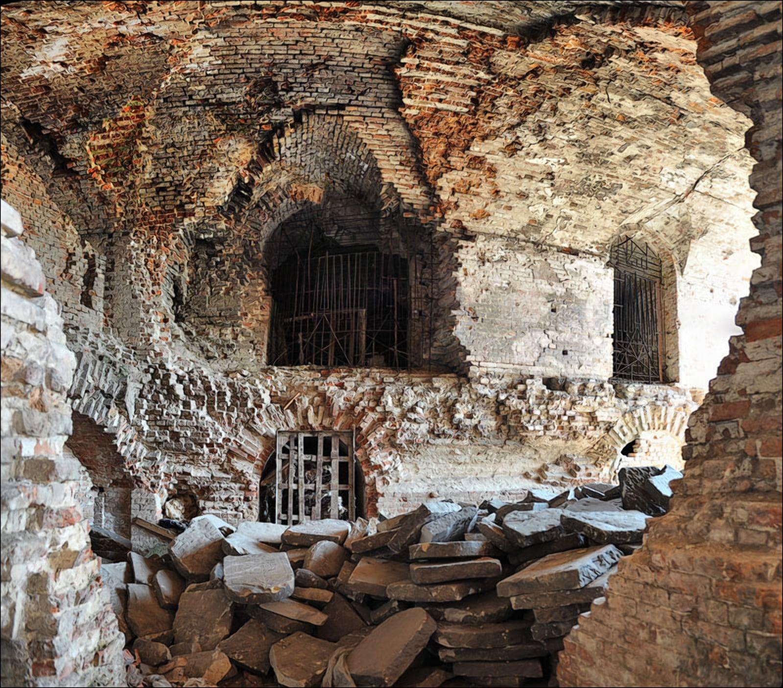 Восточный форт - самое загадочное место в Брестской крепости