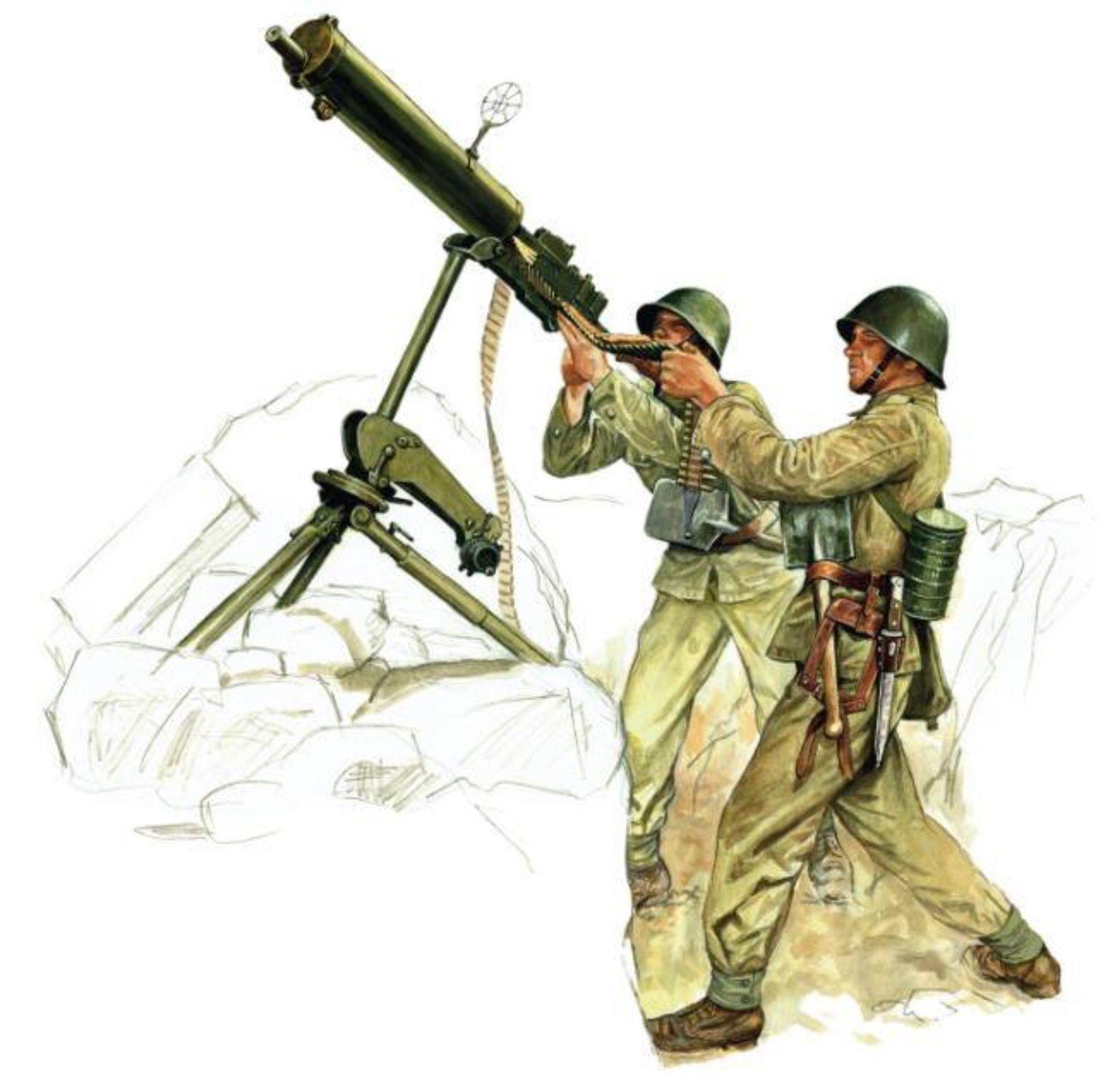 В крепости размещался зенитный дивизион