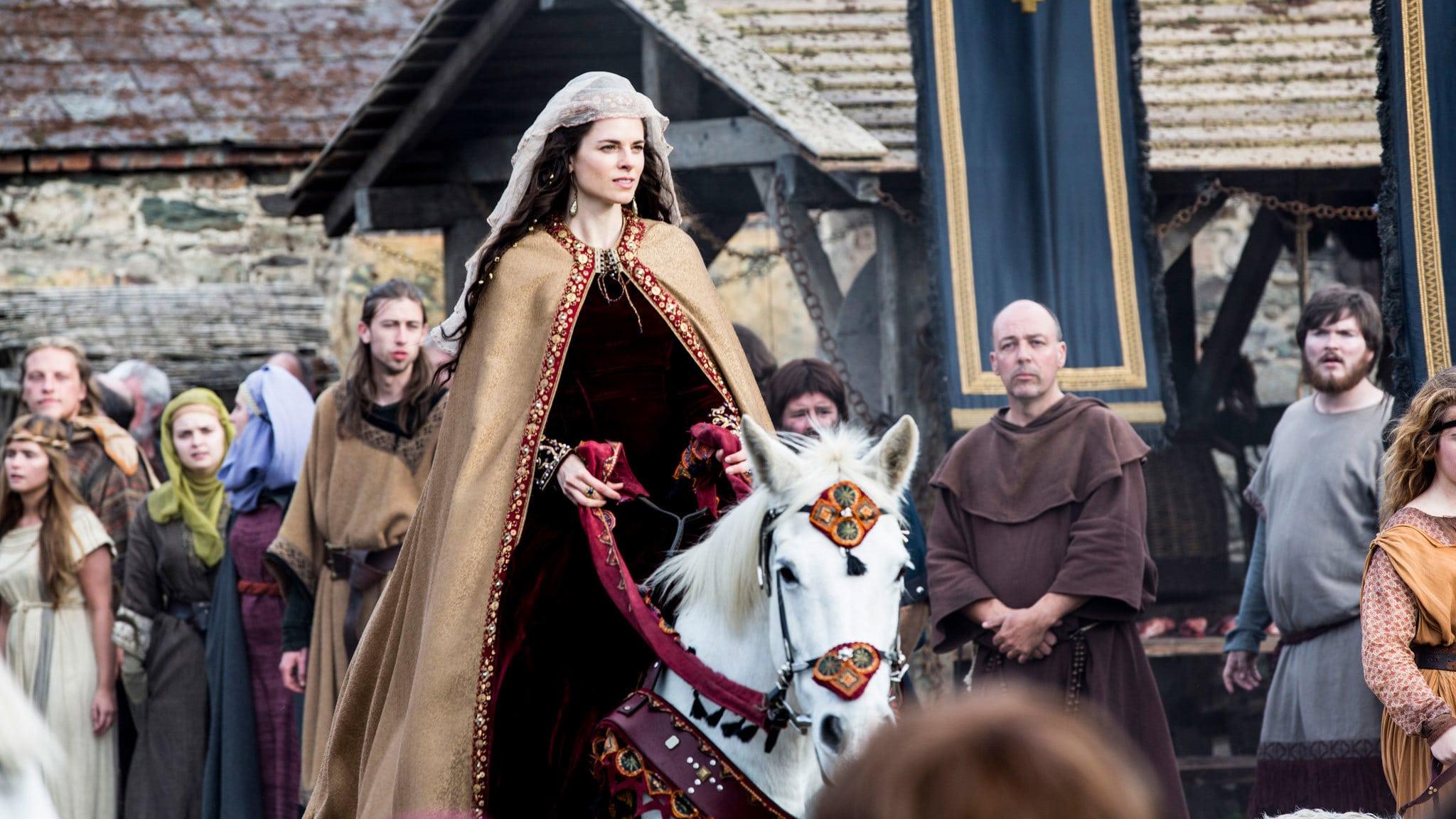 Евна Полоцкая была потомком норвежских королей