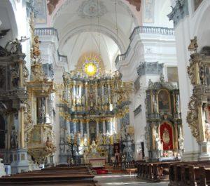 Костел святого Ксаверия