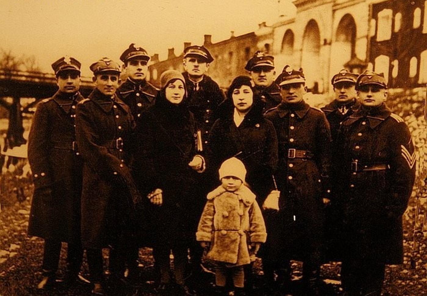 К 1939 году Брест был тыловым городом