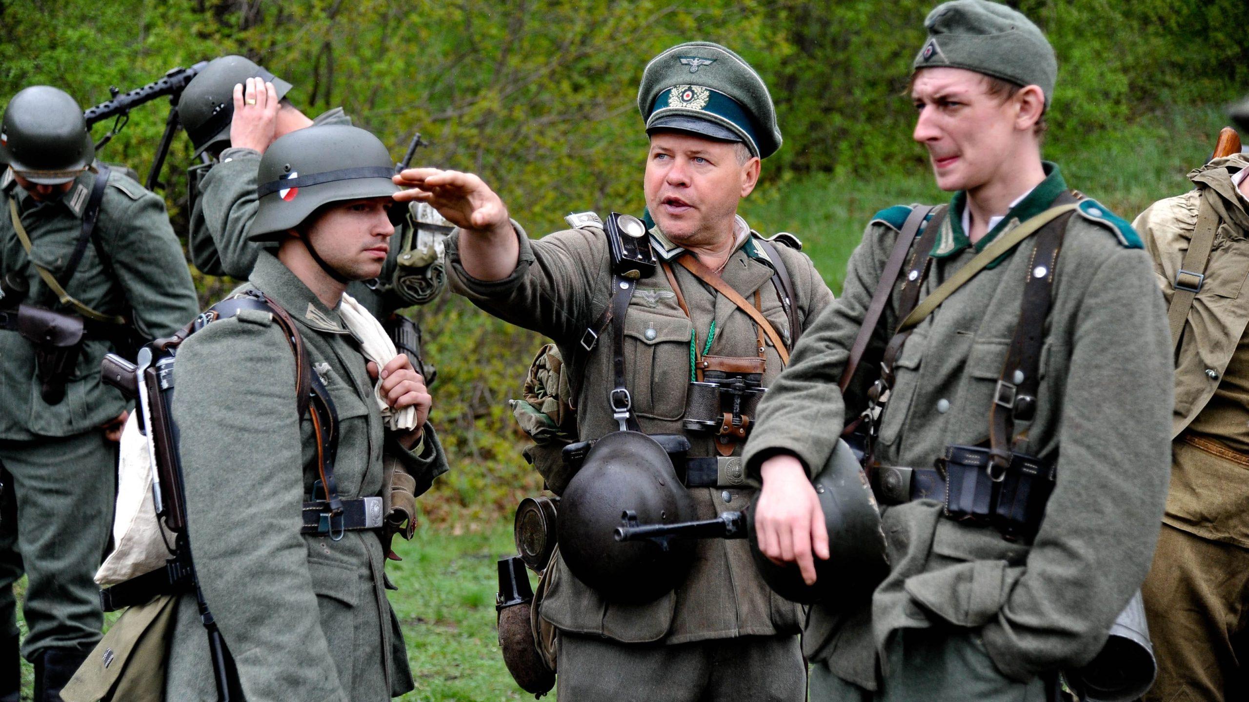 На Беларусьфильме снято более сотни фильмов о войне