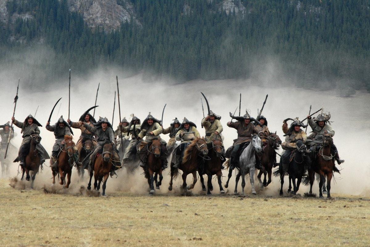 Отборная татарская конница в 1503 году перешла границы ВКЛ