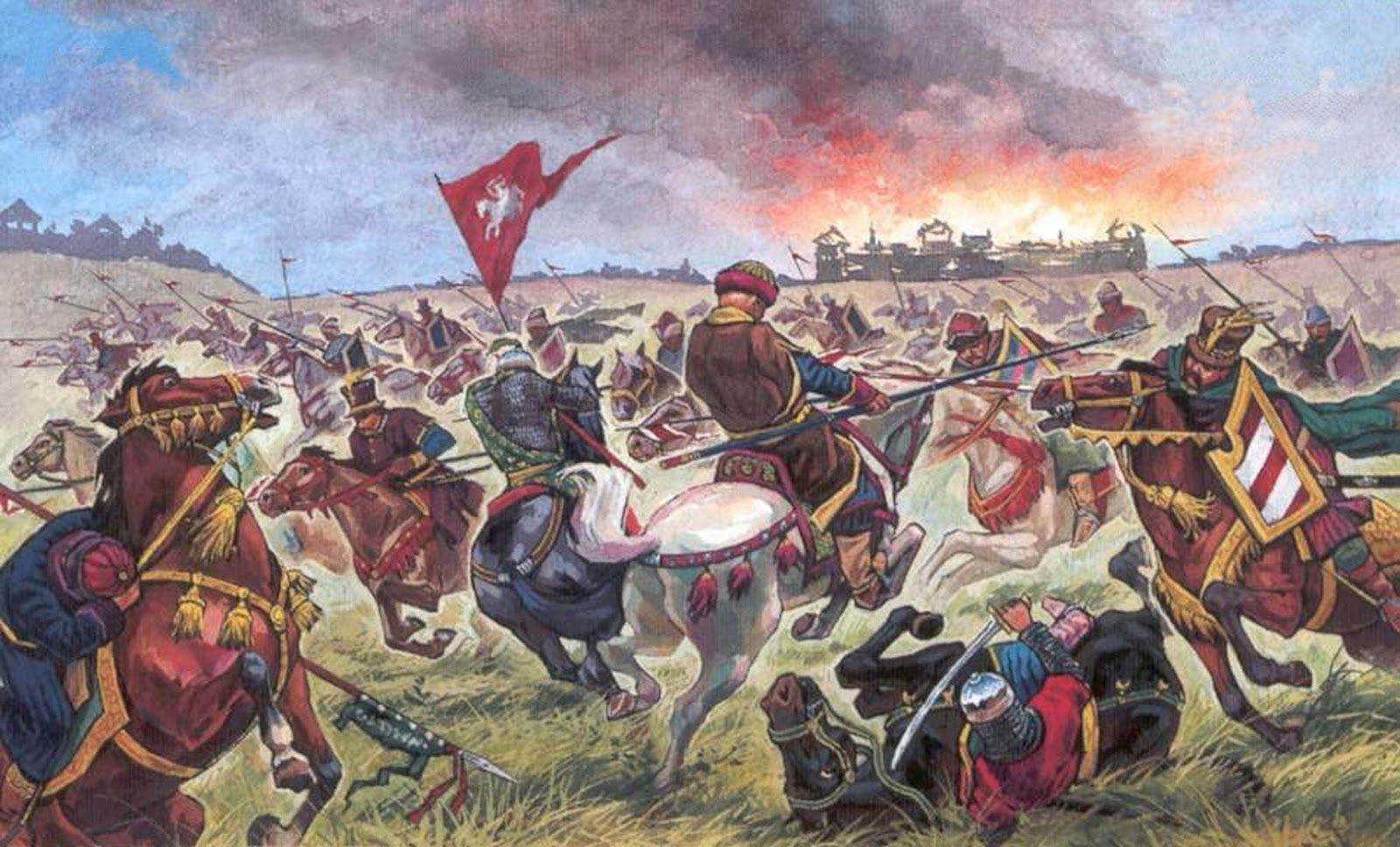 Под Клецком войска ВКЛ потерпели поражение