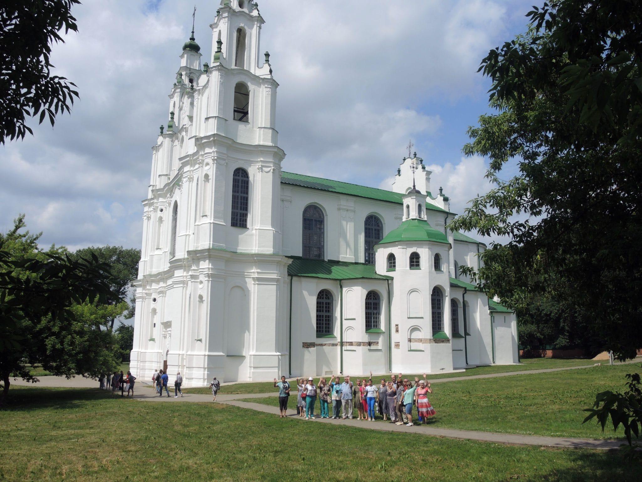 Полоцкая София - духовный символ Беларуси