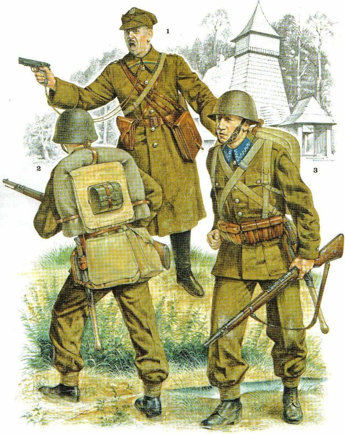 Польская армия за месяц была разбита