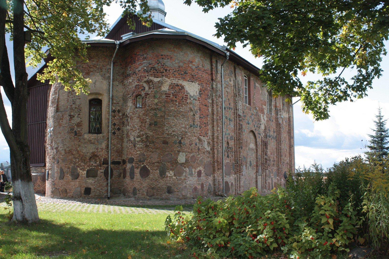 Ученые создали для этой церкви свой архитектурный стиль