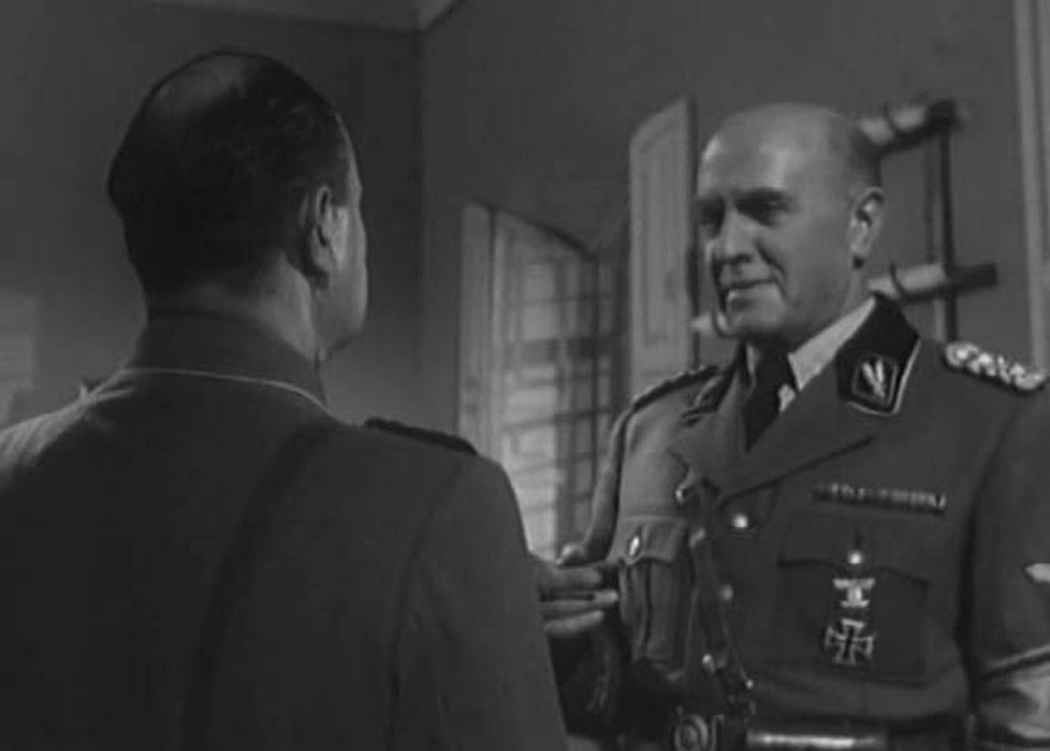 Человек не сдается, один из первых качественных военных фильмов