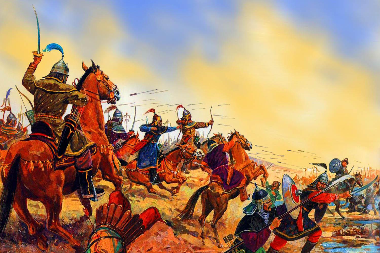 Вместо Гомеля и Пинска монголы пошли на Киев
