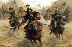 Кочевники стремились в Европу